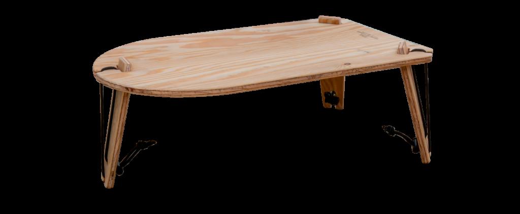 ソロキャンプ用ミニテーブルTRIPOD TABLE SOLO